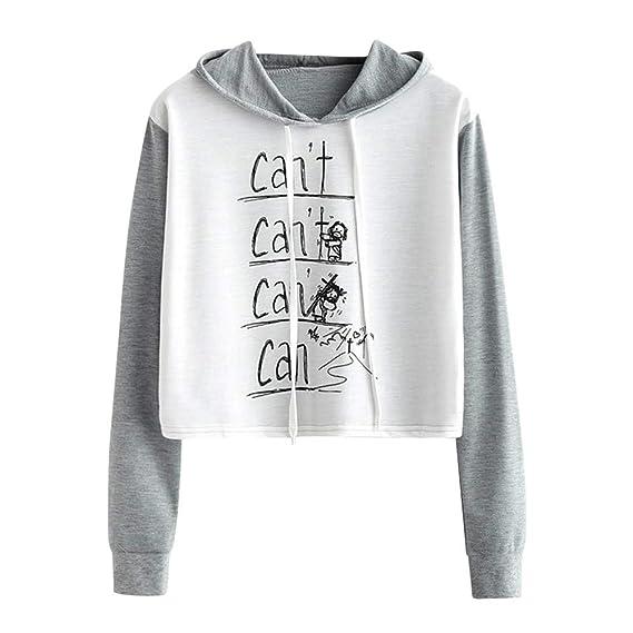 la meilleure attitude plutôt cool volume grand ELECTRI Femmes Sweatshirt à Capuche,Impression de Attache d ...