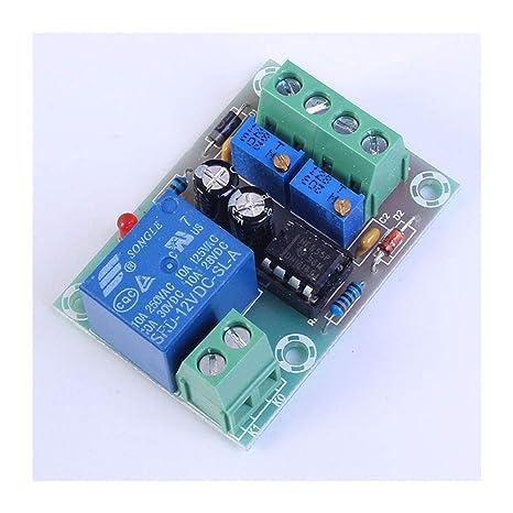 XH-M601 Tablero de Control de Carga de batería 12V Cargador ...