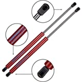 C16-08260 20 inch 60lb Gas Struts Spring Shocks 20' 267N Per Prop for Truck Cap Travel Trailer Bed Tonneau Cover Snugtop…