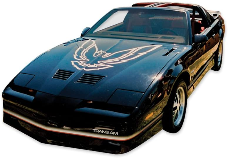 amazon com 1985 1986 pontiac firebird trans am decals stripes kit brown automotive 1985 1986 pontiac firebird trans am decals stripes kit brown