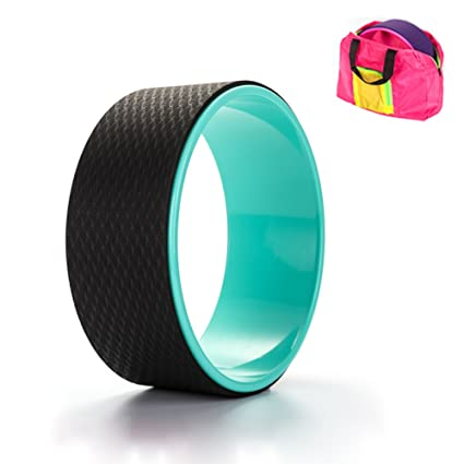 Amazon.com : Dofover Yoga Wheel Strongest & Most Comfortable ...