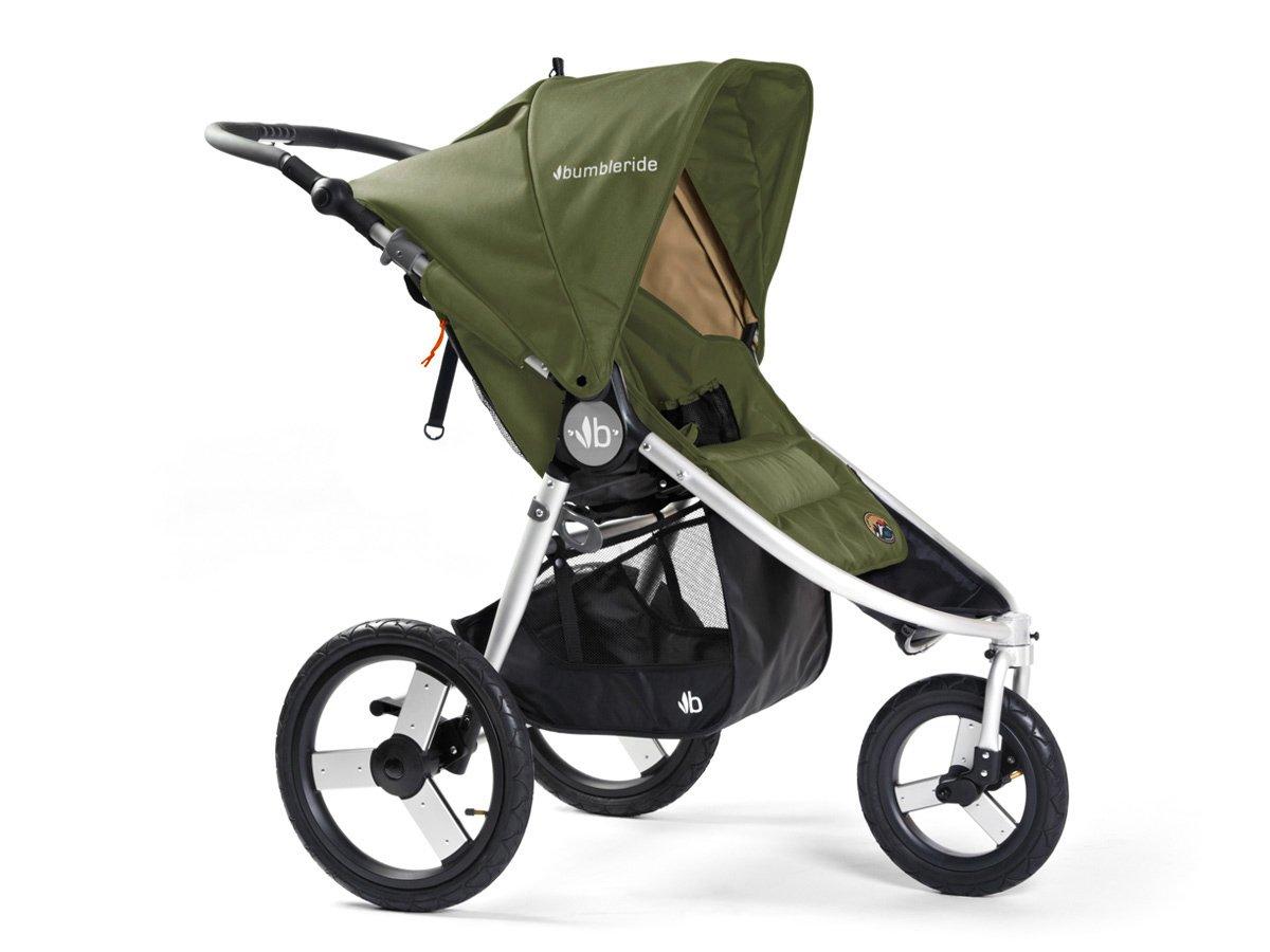 Bumbleride 2016 Speed Stroller Camp Green