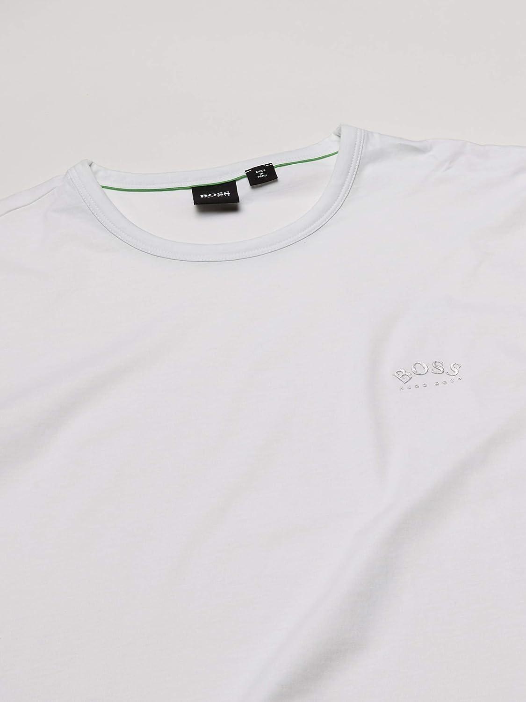 Hugo Boss Mens Modern Fit Basic Single Jersey T-Shirt