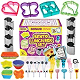 Best Kids Bento Lunch Boxes - Complete Bento Lunch Box Supplies and Accessories For Review