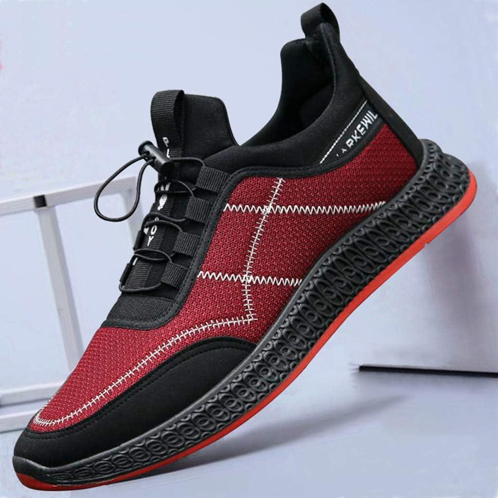 Darringls Zapatillas de Deportes Hombre Mujer Zapatos Deportivos Running Zapatillas para Correr Zapatillas Deporte Hombres Mujer Gimnasio Running Zapatos para Correr Transpirables Sneakers 39-44: Amazon.es: Ropa y accesorios