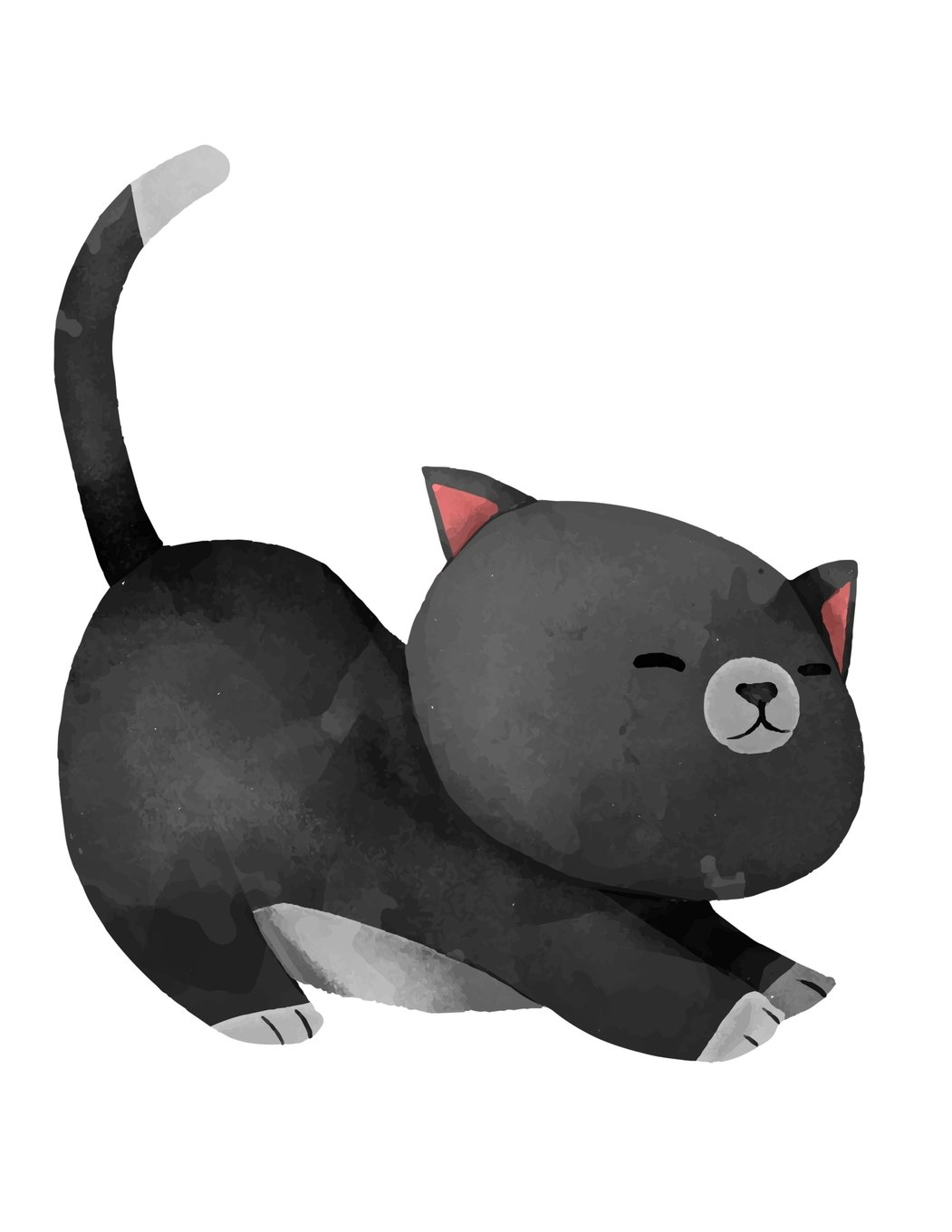 Buy Notebook Cute Black Cat Notebook For Kids Large Size Letter Wide Ruled Volume 2 Cute Kittens Book Online At Low Prices In India Notebook Cute Black Cat Notebook For