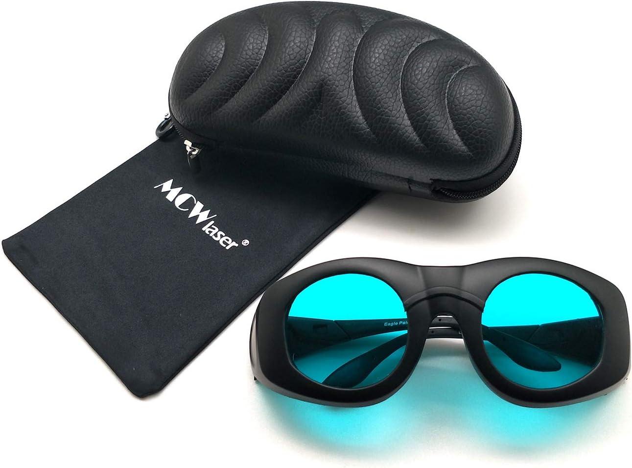 YAG Laser Protective Goggles 1064nm CE EN207//208 AU//NZ OD7