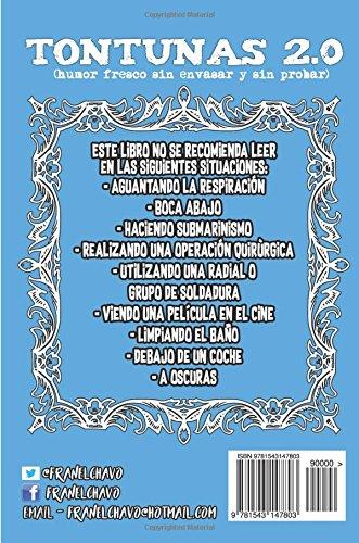 Tontunas 2.0: (Humor fresco, sin envasar y sin probar) (Spanish Edition): Francisco Javier Castrillo Herrero: 9781543147803: Amazon.com: Books
