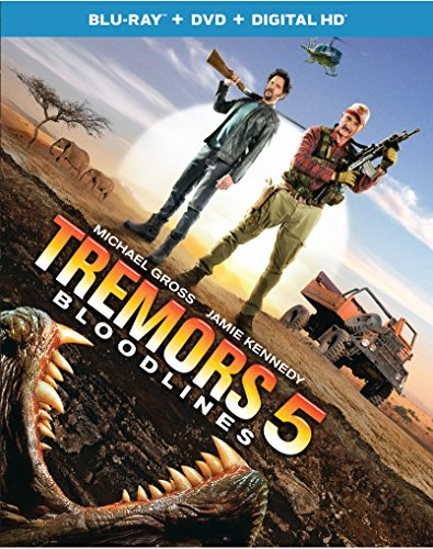 Tremors 5: Bloodlines [Blu-ray]