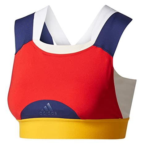 50b117cf19 Image Unavailable. Image not available for. Color  adidas Women s Pharrell  NY Bra ...