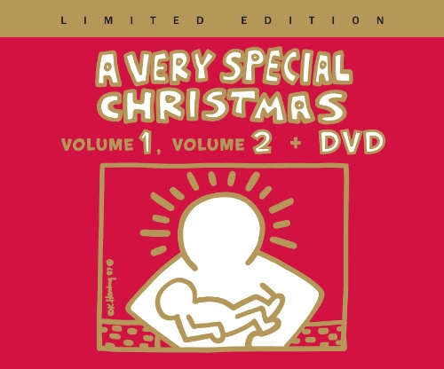 A Very Special Christmas Vol 1 & Vol 2 [2 CD/1 DVD Combo] (Very 1 Special Christmas)