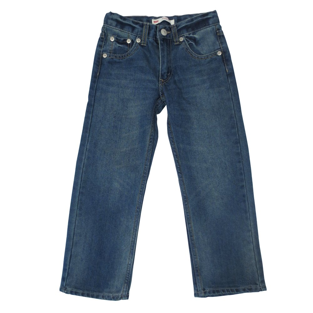 Levi's Little Boy's 505 Regular Fit Jean 815505