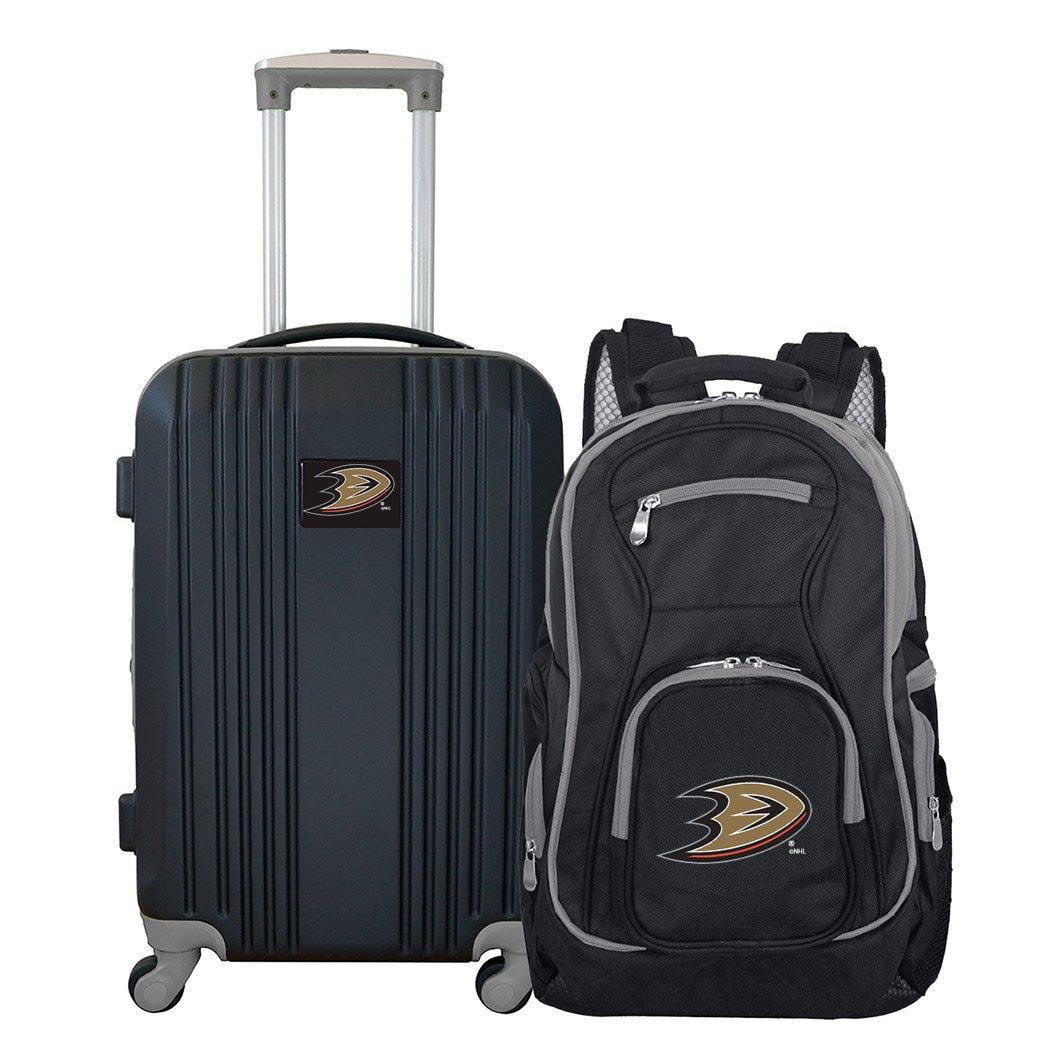 NHL Anaheim Ducks 2-Piece Luggage Set