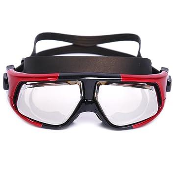 Baleine négatifs optique Corrective Swim Goggle Lunettes de natation en  miroir Miroir Masque de natation avec ff770a8a4c58