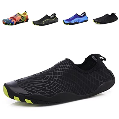 Men Women Quick-Dry Lightweight Barefoot Water Shoes For Beach Pool Surf Yoga Swim Walking Driving