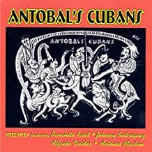 1932-1937 by ANTOBAL's CUBANS (1998-11-24)
