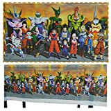 DAWEI 2pcs THE Dragon Ball Themed Birthday Party