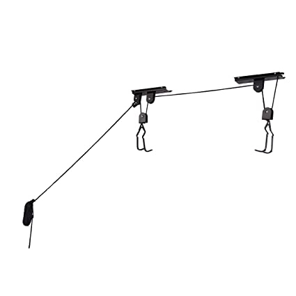 Amazon.com  2005 RAD Cycle Products Heavy Duty Bike Lift Hoist For ... 05a164967ab62