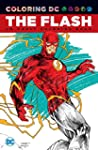 The Flash: An Adult Coloring Book