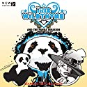 Iris Wildthyme - The Panda Invasion Audiobook by Mark Magrs Narrated by Katy Manning, David Benson