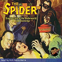 Spider #22 July 1935 (The Spider)