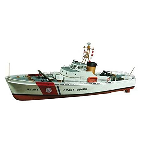 Amazon us coast guard patrol boat to build toys games us coast guard patrol boat to build fandeluxe Images