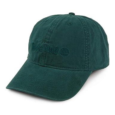 Timberland Gorra de béisbol Logo Bordado Bosque - Ajustable ...