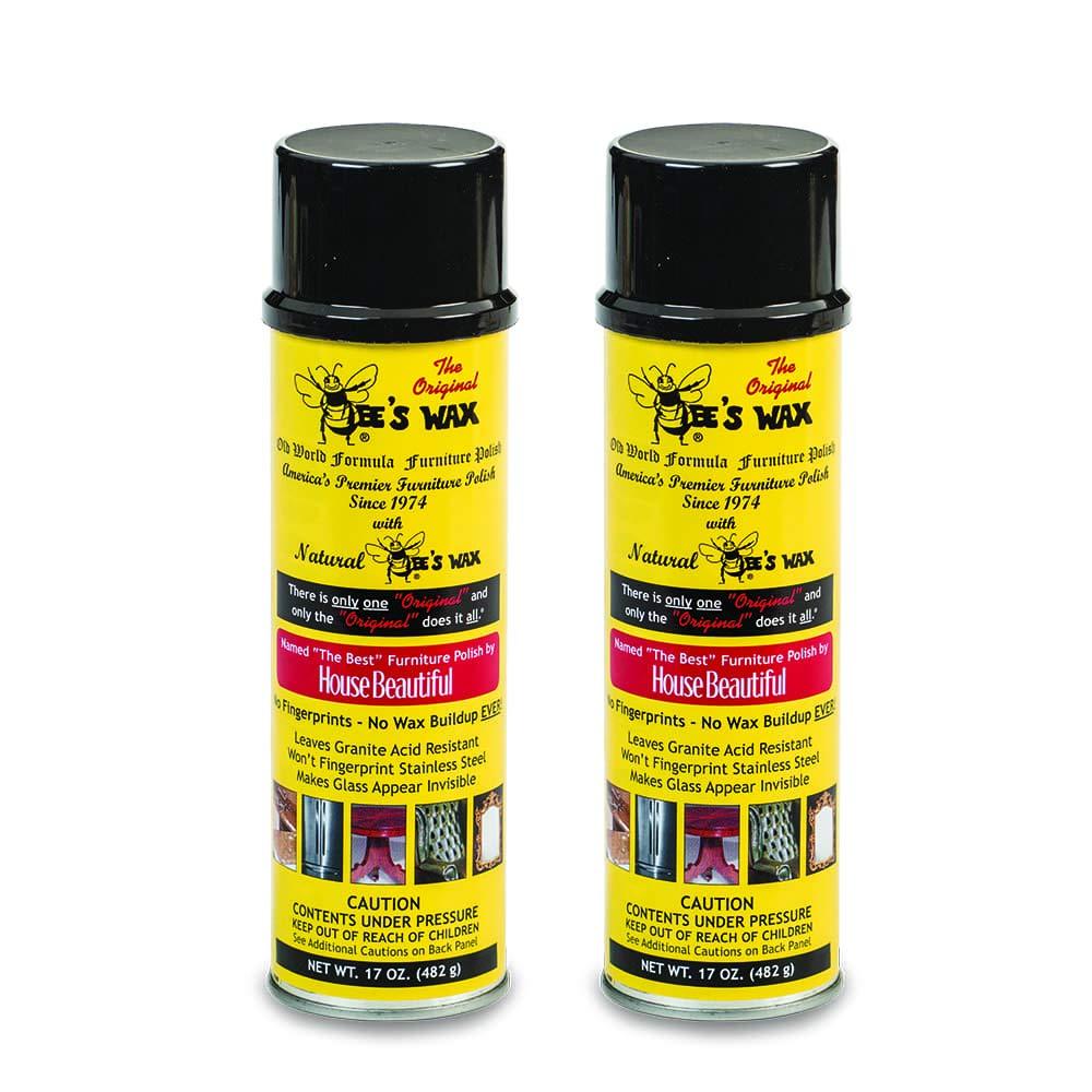 Bee's Wax Furniture Polish (2-Pack)