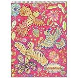 eeBoo Gold Birds Sketchbook