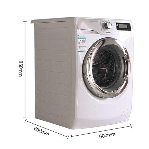 Lavadora 10 kg Importados Tambor automático de frecuencia 7 kg ...