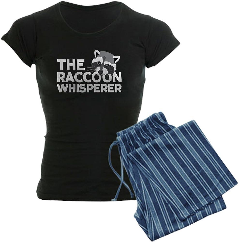 CafePress The Raccoon Whisperer Womens PJs