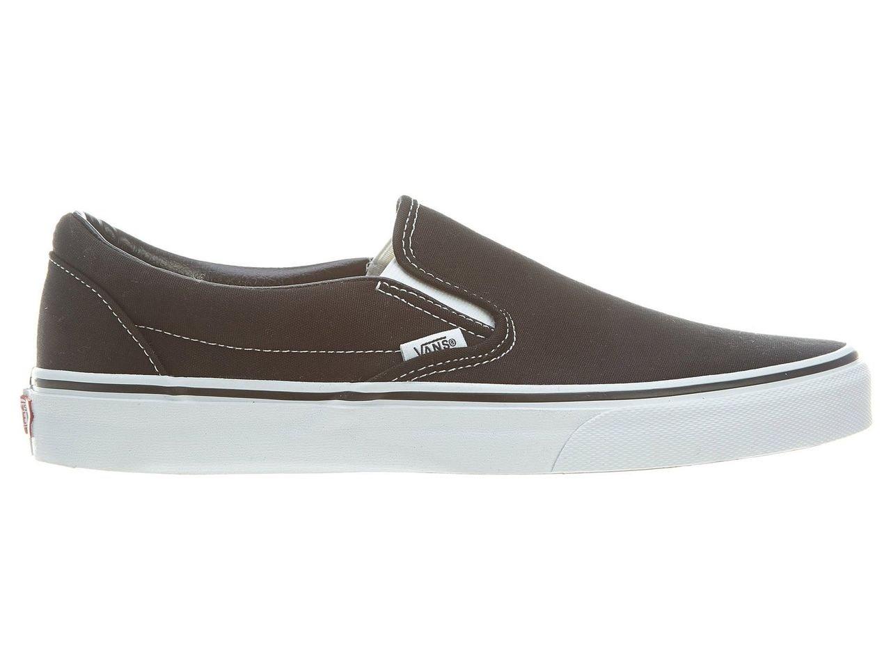 Vans U Classic Slip-On Skate Shoe Black 5 D(M) US