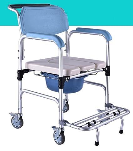 hknc asientos de inodoro y sillas percées, silla de baño, baño en silla de