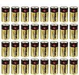 100x Eveready GOLD Size D Battery Alkaline 1.5V Energizer Bulk FRESH EXP:2018 US