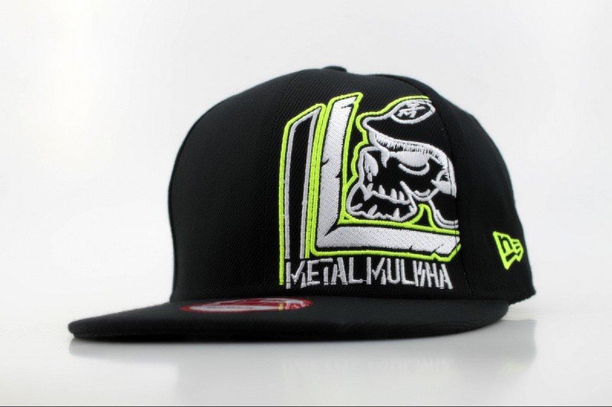Metal Mulisha Rock star 9FIFTY Moda hip hop Snapbacks Gorra de ...