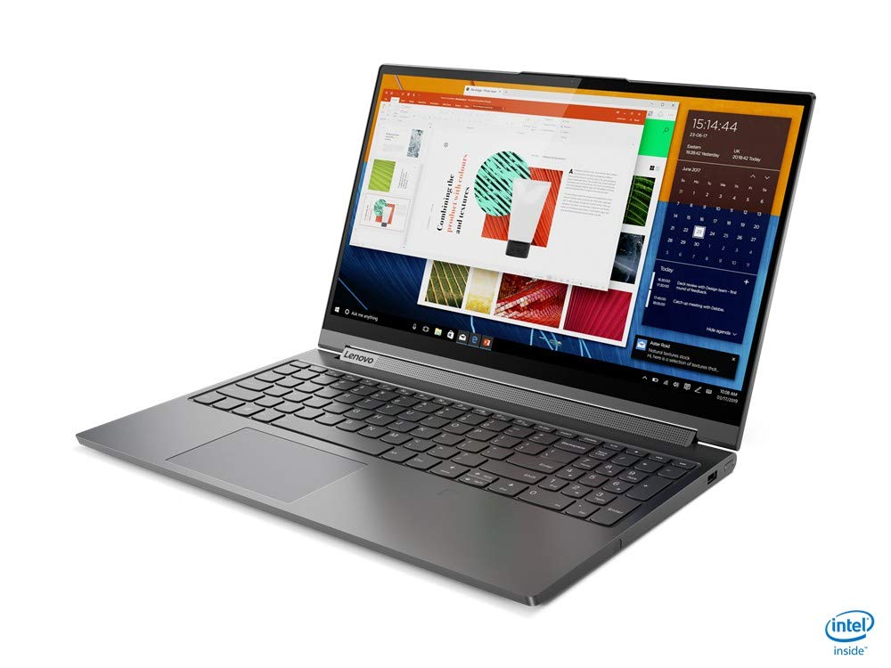 Lenovo Yoga C940 Gris Híbrido (2-en-1) 39,6 cm (15.6