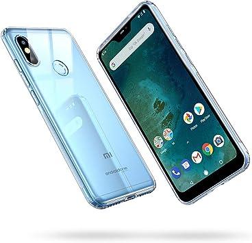 ESR Funda para Xiaomi Mi A2 Lite, Funda para Suave TPU Gel Ultra ...