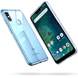 ESR Coque Xiaomi Mi A2 Lite Silicone, Coque Transparente Gel Silicone TPU Souple, Housse Etui de Protection pour Xiaomi A2 Lite (2018) 5,84 Pouces (Série Jelly, Transparent)