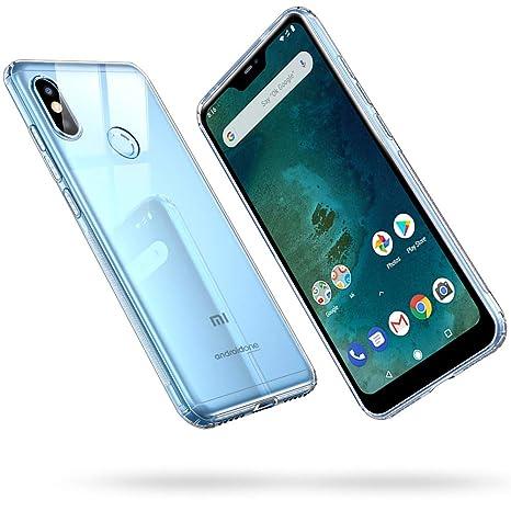 ESR Funda para Xiaomi Mi A2 Lite, Funda para Suave TPU Gel Ultra Fina Protección