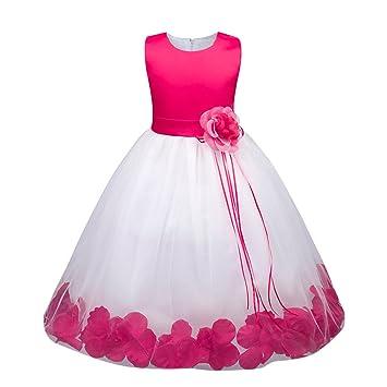 Valentine S Day Dresses Flower Dress Sunday Children Wedding Dress