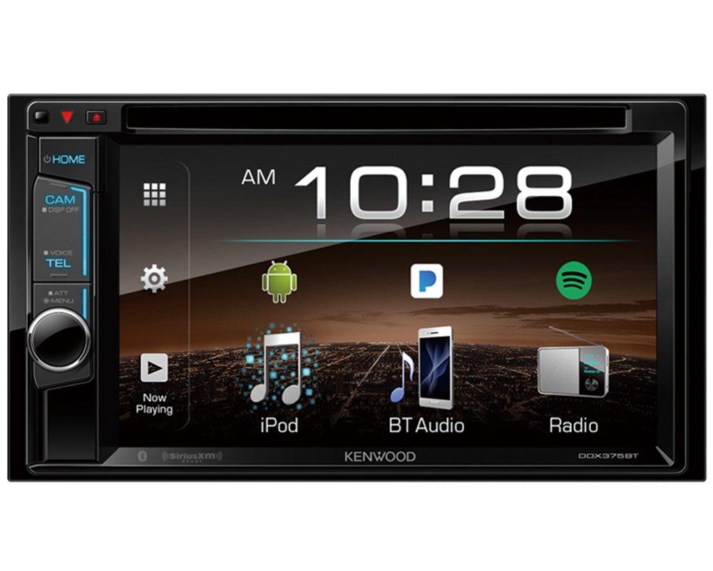 Kenwood Dmx110bt 68 Double Din Touchscreen Blue Key Ddx Wiring Diagram Model Illumination Bluetooth Usb Mp3 Ipod Iphone Am Fm Radio Digital Media Car Stereo Receiver