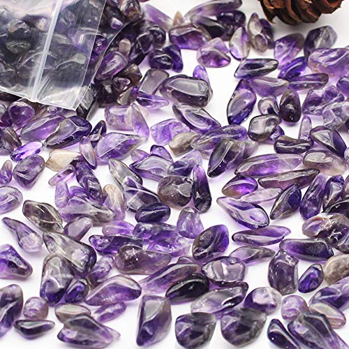Natural Amethyst Tumbled Chips Stone