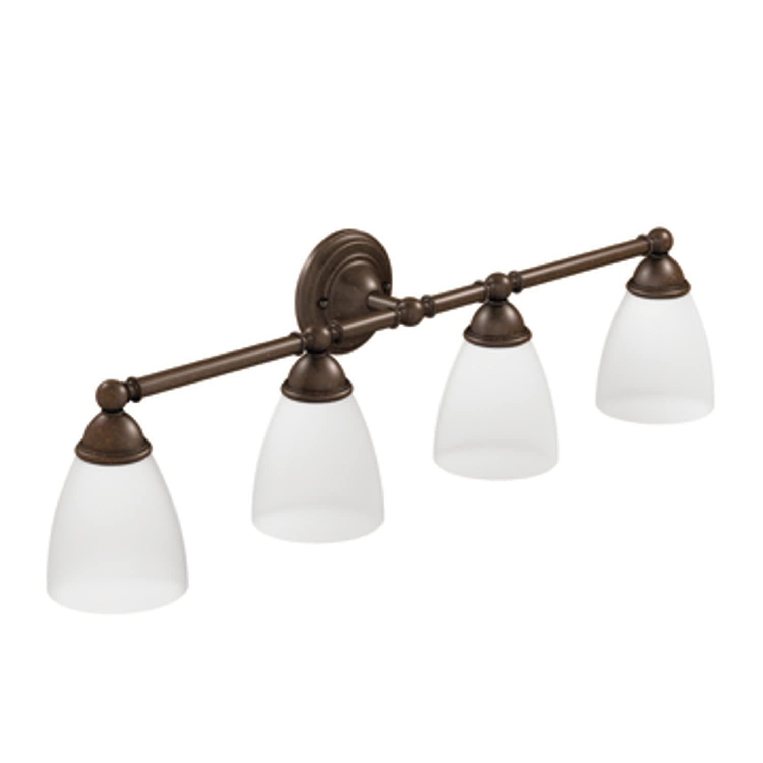 Moen YB2264ORB Brantford Bath Lighting Oil Rubbed Bronze