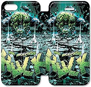 Gemma Ehritz® Only Authorized Official Brand Boutique Shop,PU bolsa de cuero del caso del tirón de la cubierta con el soporte para Funda iPhone del modelo 4S Funda con U478UEM Hulk T784LAL para las muchachas adolescentes y los hombres