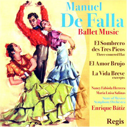 Ballet Music by Regis Records