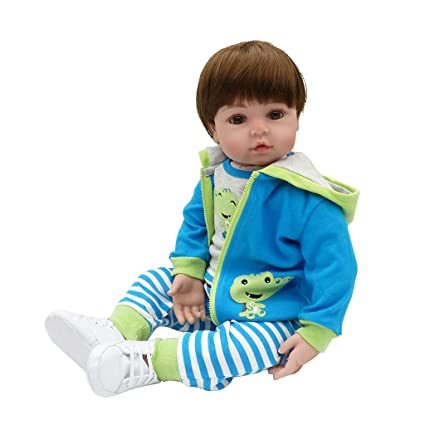 Amazon Com Realistic Doll 26inch For 2 Year Old Boy Cute Baby