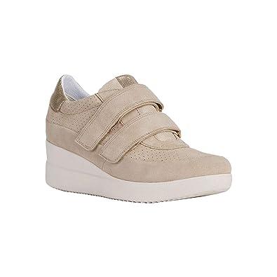 Geox D Stardust A, Zapatillas para Mujer: Amazon.es: Zapatos