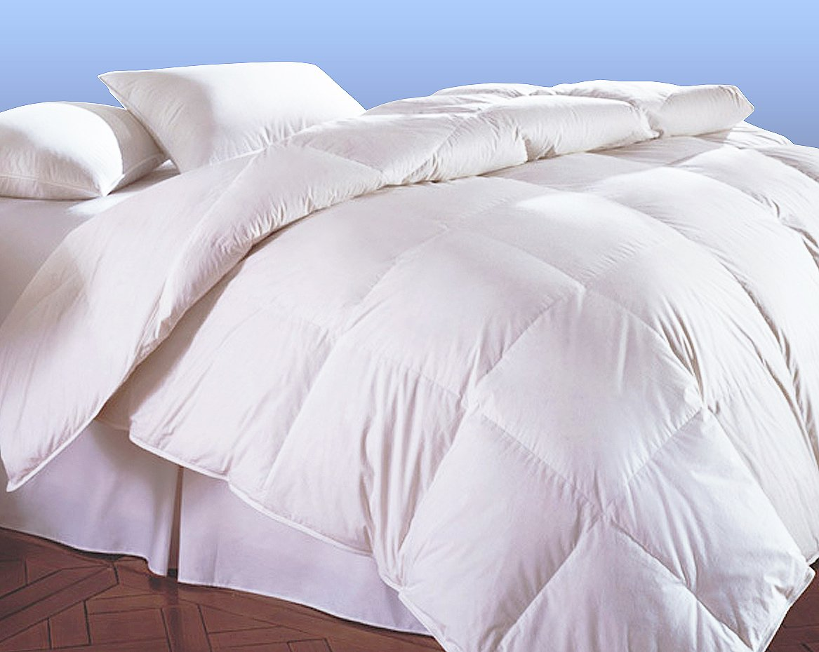 """""""Creative Living Solutions"""" Comforter 100% Wool All Season. 100% Cotton Casing. Dry Clean (Queen)"""