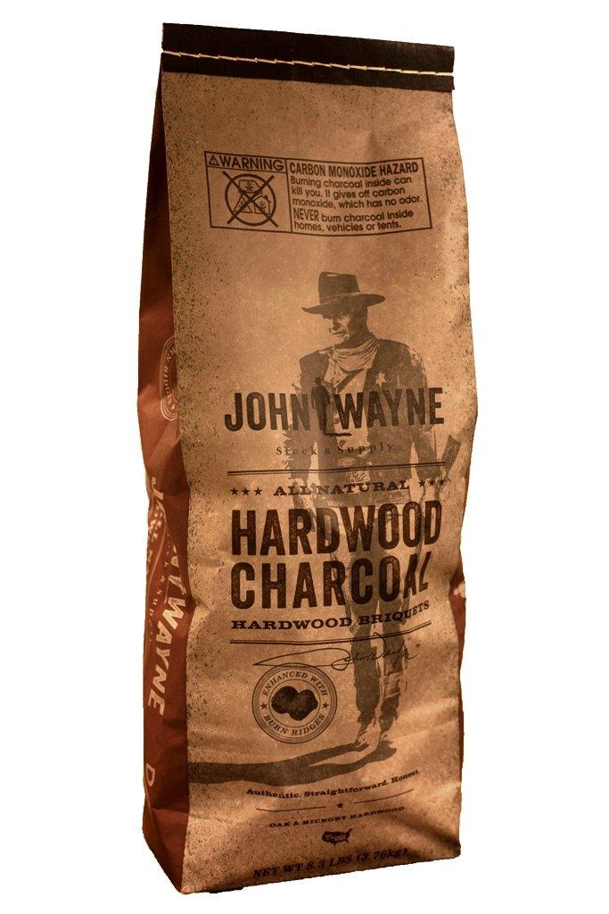 Fire & Flavor John Wayne Briquette Charcoal by Fire & Flavor