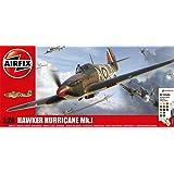Airfix 1:24 Scale Hurricane MkI Gift Set